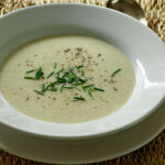 Creamy chicken and mushroom soup | Diabetes UK