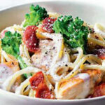 Creamy Chicken Pasta – Recipes – Bite