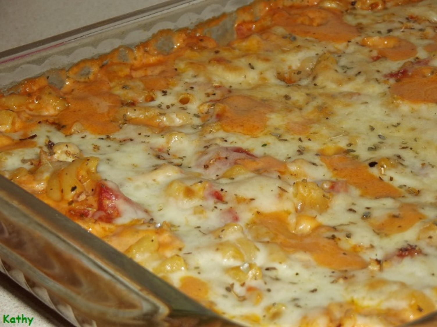 Creamy Italian Chicken Casserole Recipe | Just A Pinch Recipes
