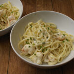 Creamy Linguine With Prawns – Another Low Fat Version …