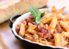 Creamy Sausage and Tomato Pasta   The Girl Who Ate Everything