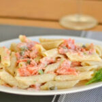Creamy Smoked Salmon Pasta Recipe | O'Yumm Recipes
