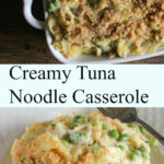 Creamy Tuna Noodle Casserole, Quick, Easy And So Creamy, A …
