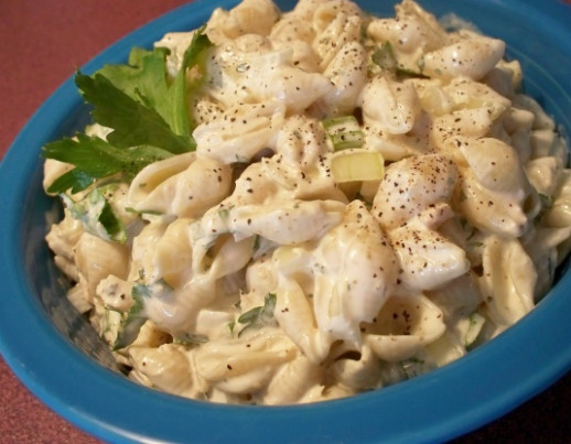 Creamy Tuna Pasta Salad Recipe - Genius Kitchen
