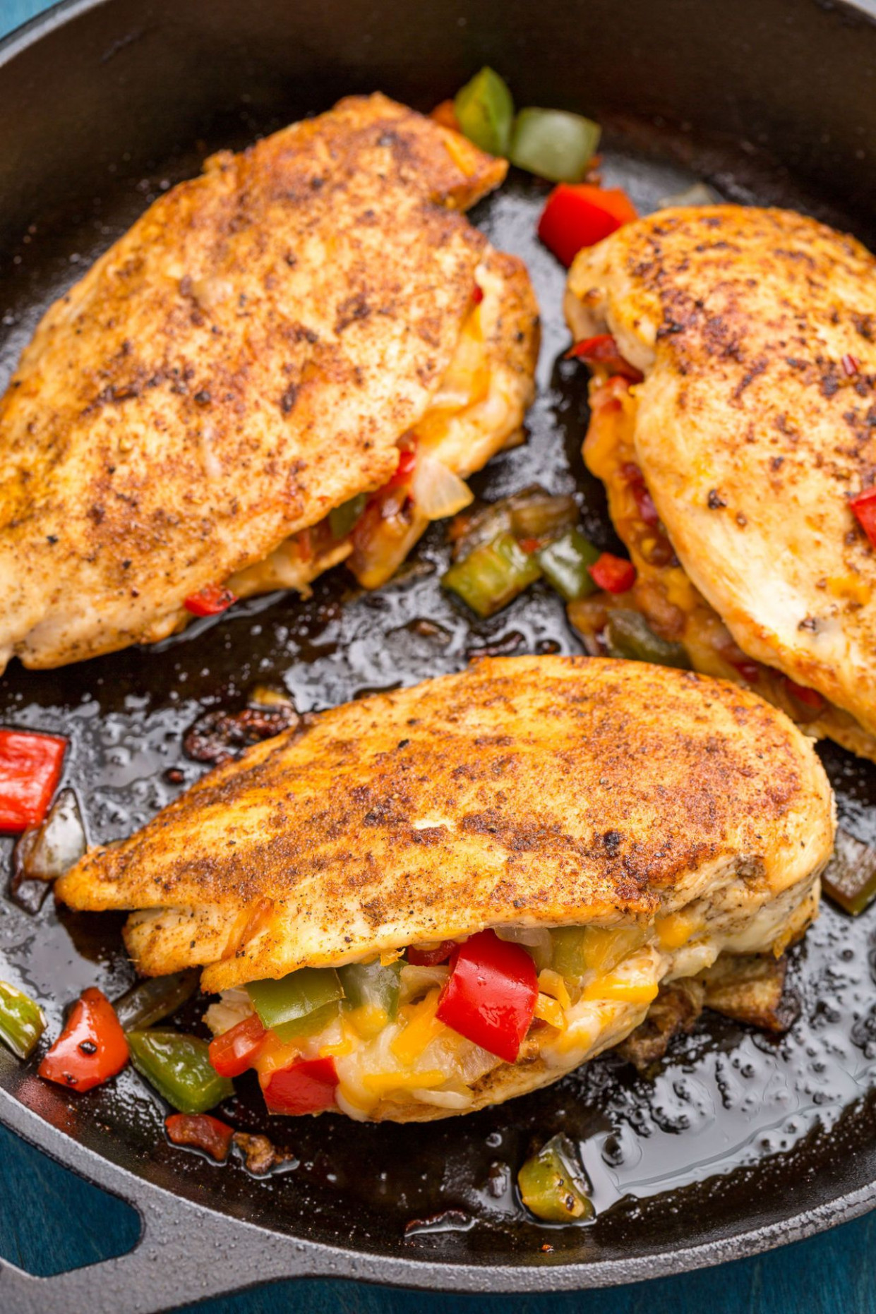 Creative Stuffed Chicken Recipes, From Lasagna to Jalapeño ...