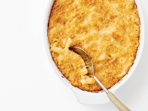 Crispy Baked Macaroni And Cheese Recipe | Food Network …