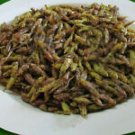 Crispy Grasshopper For Dinner Anyone? ~ Edible Gold ~ GOLD …