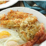 Crispy Oven Hash Browns – Mirlandra's Kitchen
