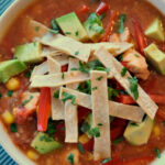 Crock Pot Healthy Chicken Tortilla Soup – Crock Pot Ladies
