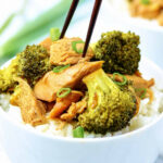 Crockpot Chicken And Broccoli