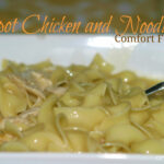 Crockpot Chicken And Noodles (Comfort Food At It's Best …