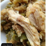 Crockpot Chicken And Stuffing Recipe – ISaveA2Z