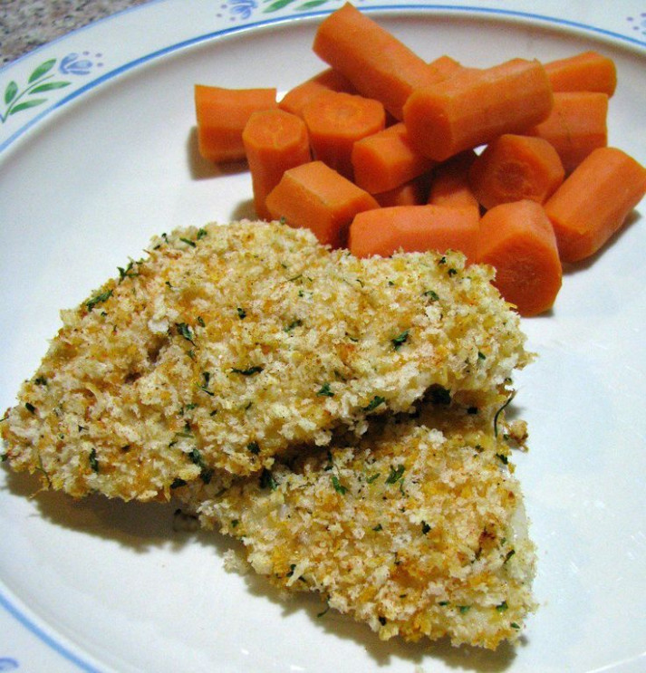 Crunchy Baked Flounder | Recipe | Crazy Good Seafood ...