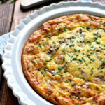 Crustless Quiche Lorraine | Lemon Tree Dwelling