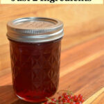 Currant Jelly Recipe – Easy To Make Red Currant Jelly With …