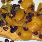 Curry Chicken With Peaches Recipe – Food