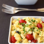 Dairy Free Ranch Pasta Salad Recipe