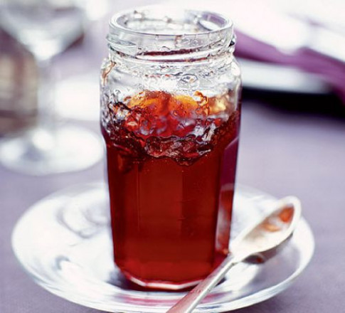 Damson jelly recipe | BBC Good Food