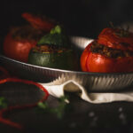 Dark Stuffed Vegetables