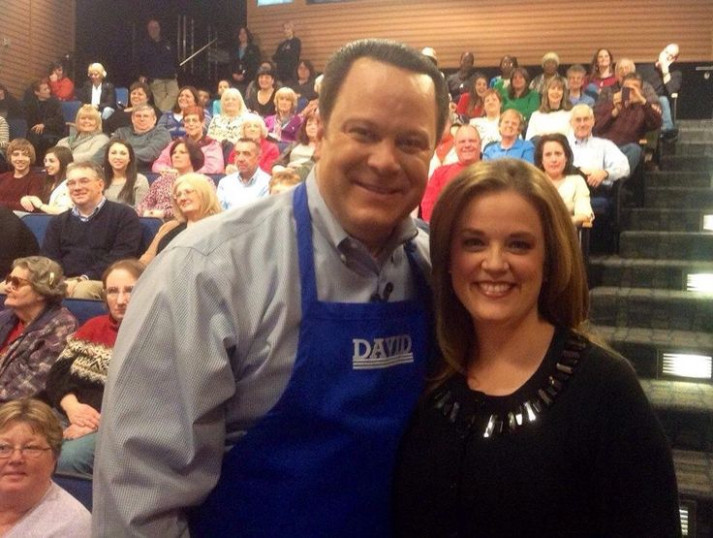David and Mary QVC. In the Kitchen with David Live ...