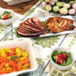 Delicious And Easy Easter Dinner With HoneyBaked Ham # …