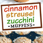 Delicious And Easy, These Cinnamon Streusel Zucchini …