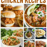 Delicious Instant Pot Chicken Recipes - Eighteen25