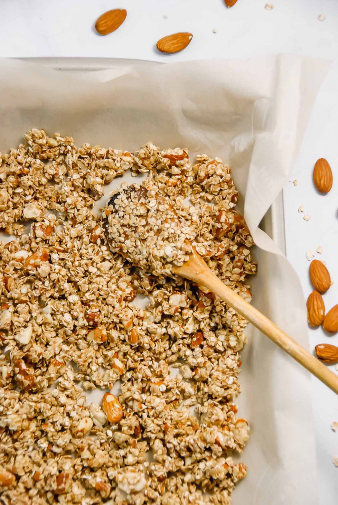 Deliciously Basic Homemade Granola – The Beader Chef