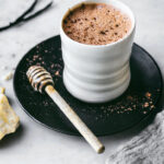 Deluxe Dairy Free Hot Chocolate | Occasionally Eggs