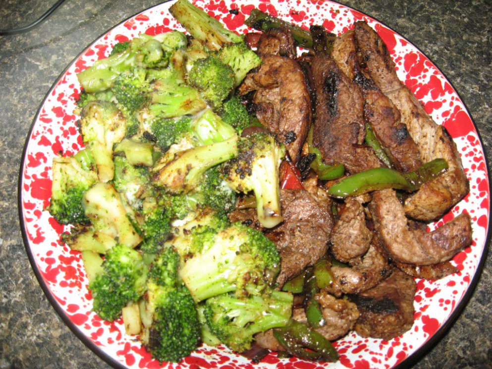 Diabetic Recipes: Mexican Steak and Broccoli | HubPages