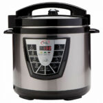 Digital Power Pressure Cooker CANNER PLUS XL Electric 8 …