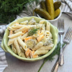 Dill Pickle Pasta Salad Recipe – 365 Days Of Easy Recipes