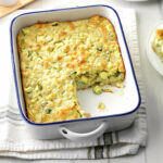 Dilly Zucchini Casserole Recipe | Taste Of Home