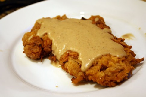 Dinner Tonight: Chicken Fried Steak with Cream Gravy ...