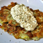 Dinner Tonight: Zucchini Pancakes With Dill And Fresh …