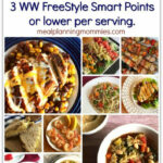 Dinners That Are 3 Weight Watchers Freestyle Smart Points …