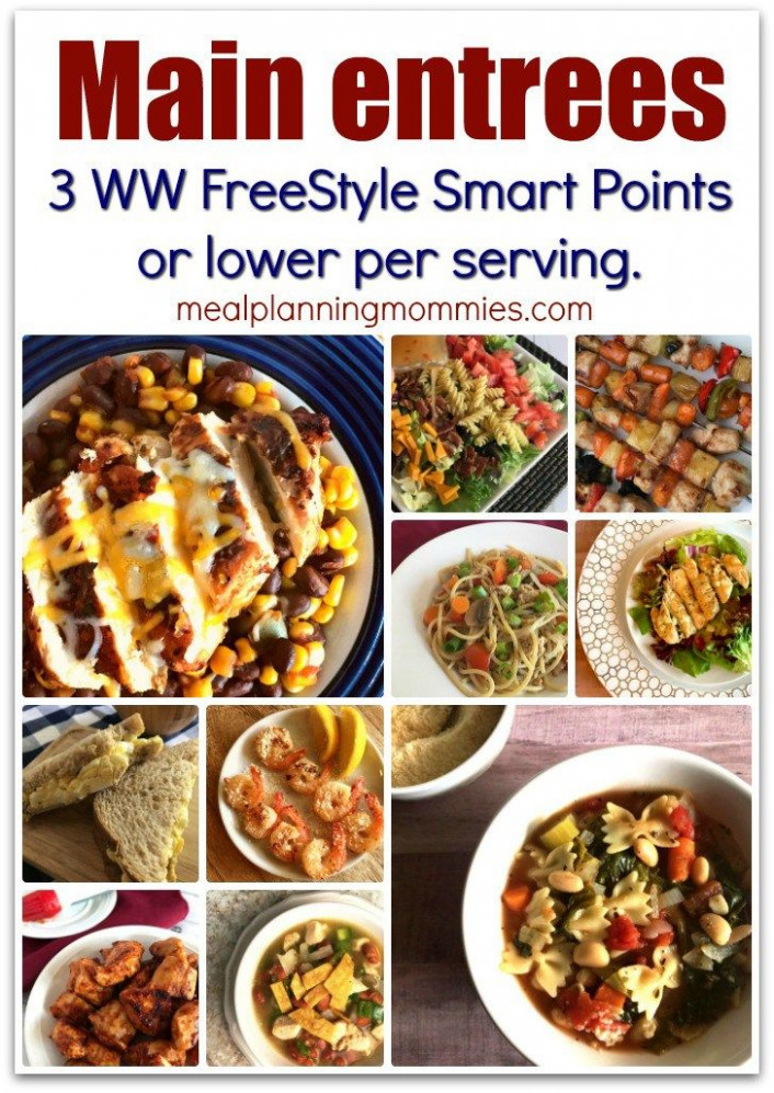 Dinners That Are 3 Weight Watchers Freestyle Smart Points ...