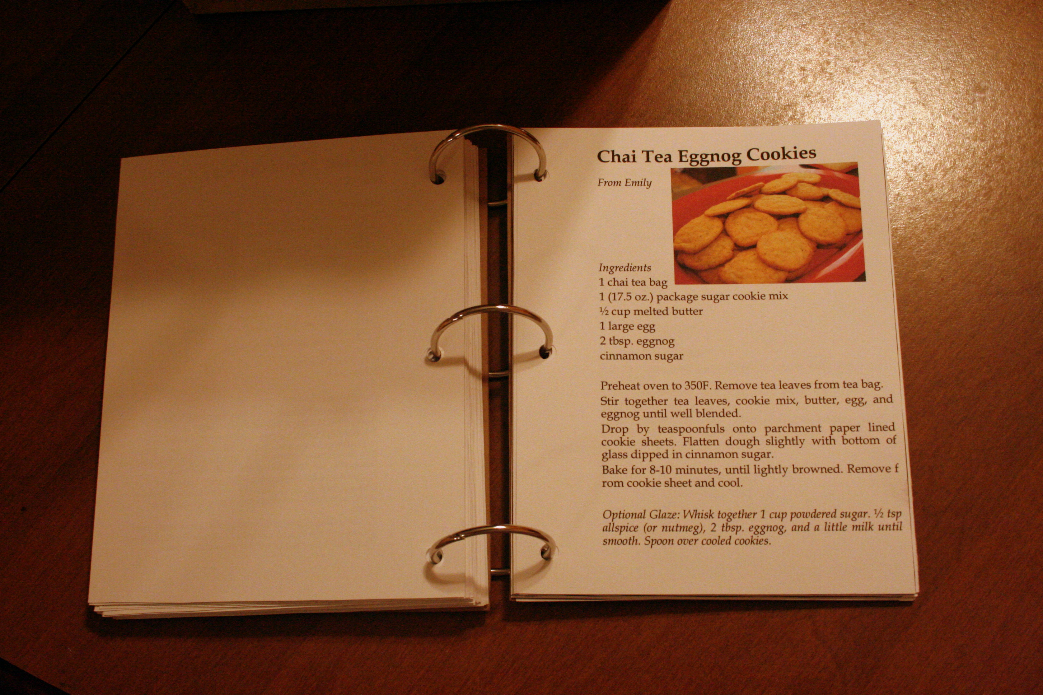 recipes-book