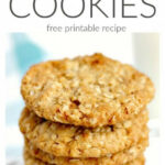 Double Ginger Oat Cookies | Recipe | Biscuits | Oat …