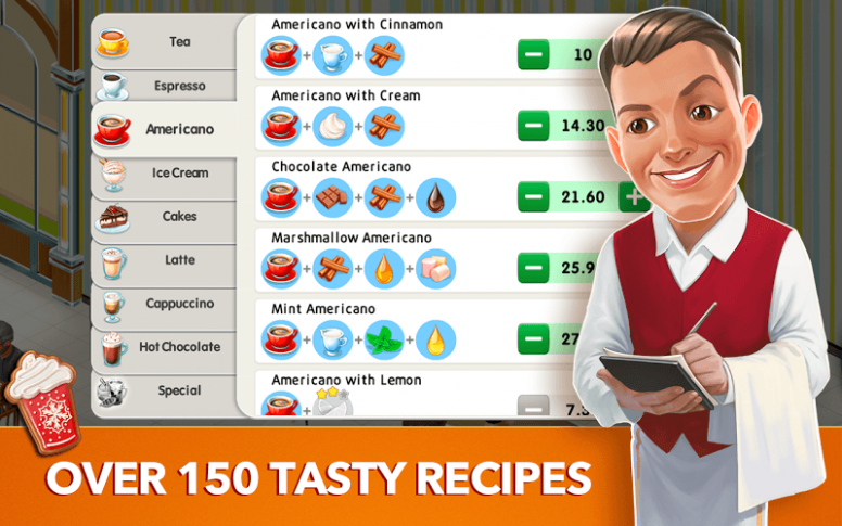 Download My Cafe Recipes & Stories on PC with BlueStacks