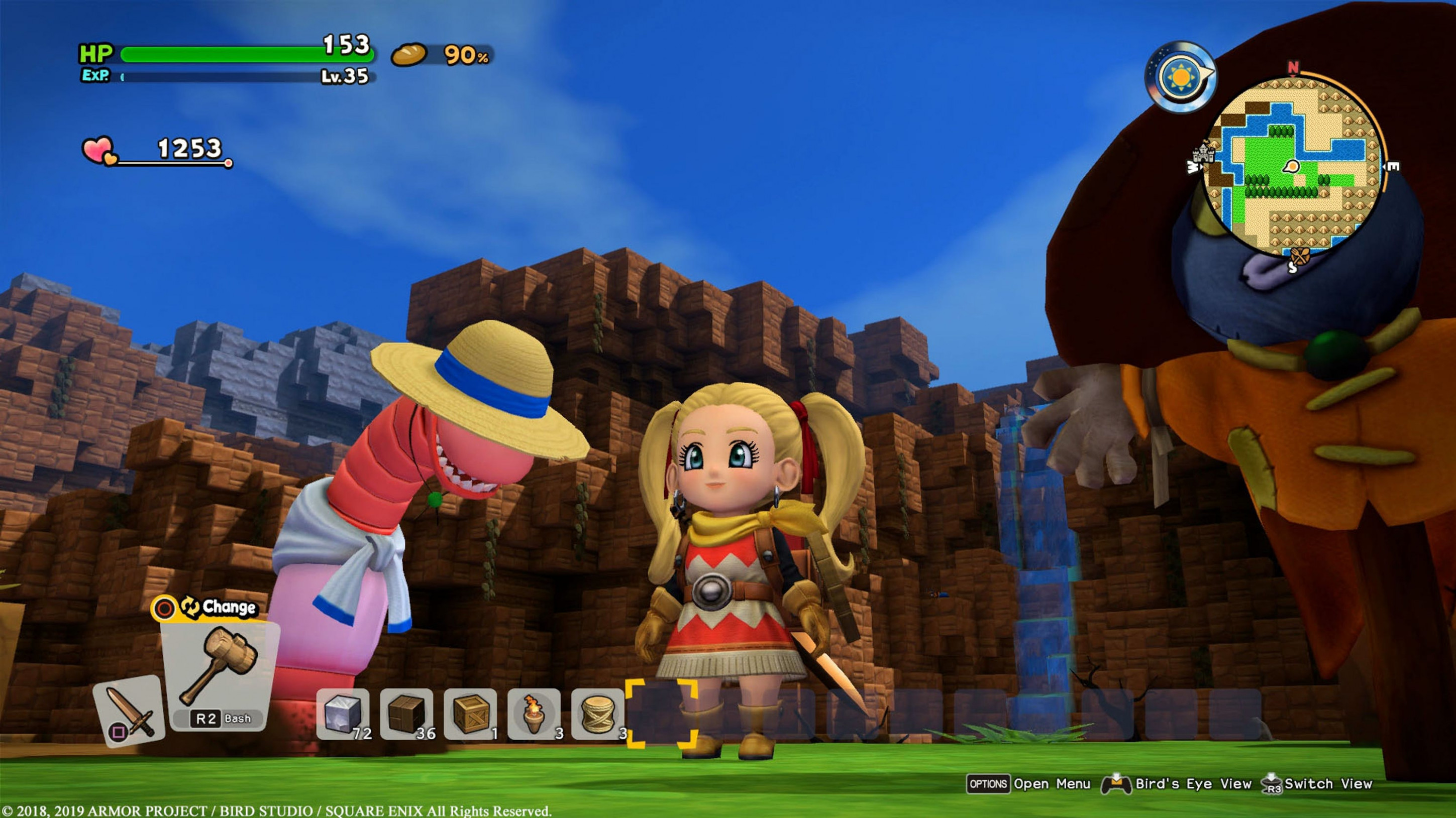 Dragon Quest Builders 10 Guide: Hearts Galore and Essential ...