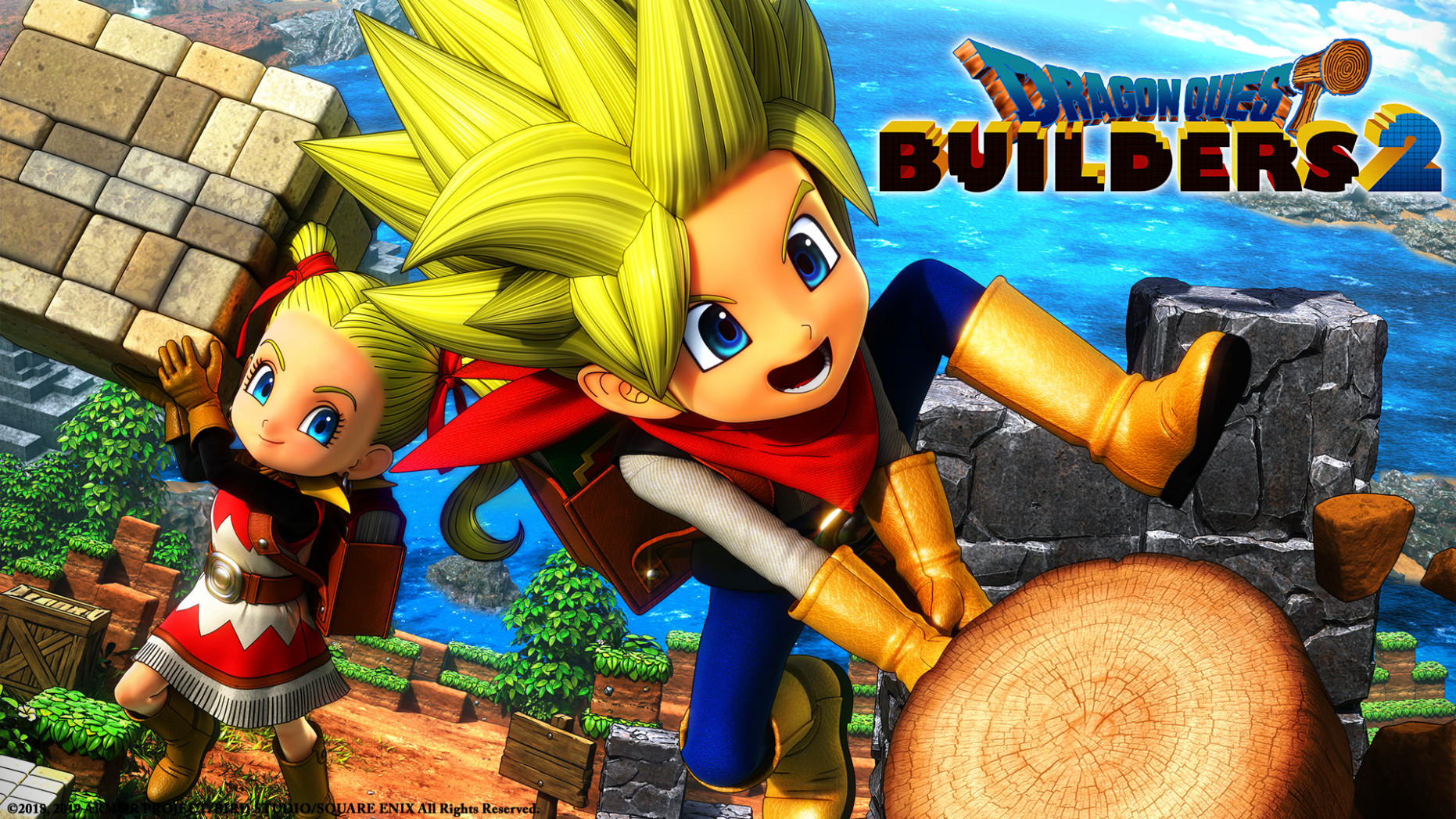 Dragon Quest Builders 10″ Will Be Getting A New Update Soon