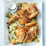 Dukkah Roasted Chicken With Couscous And Tahini Yoghurt …