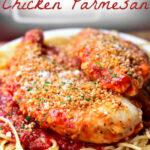 Dump Recipes: The Best Crockpot Chicken Parmesan Recipe!