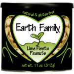 Earth Family Lime Fiesta Peanuts
