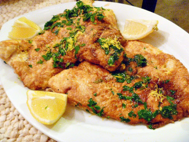 Easy After Work New Chicken Francaise | Food online