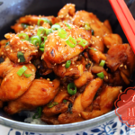 Easy & Healthy Orange Chicken Recipe & Video – Seonkyoung …