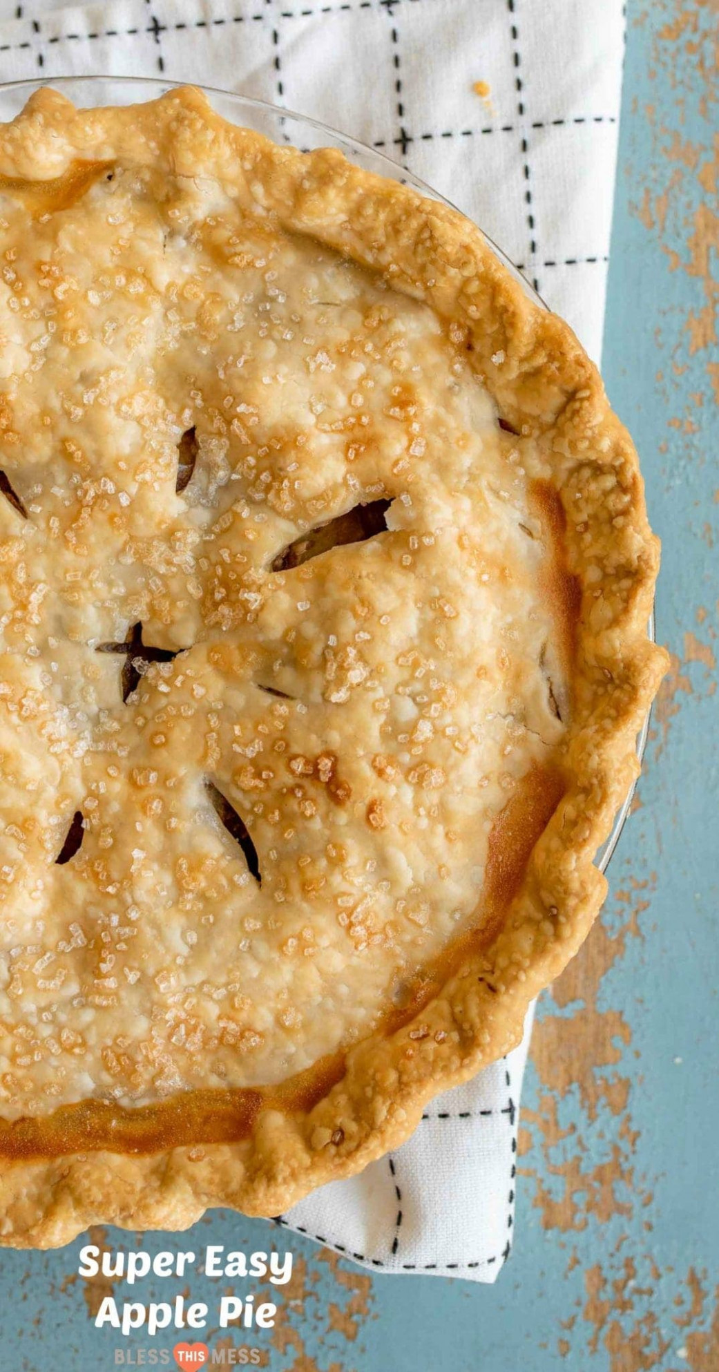 Easy Apple Pie Recipe | Classic Apple Dessert Recipe For ...