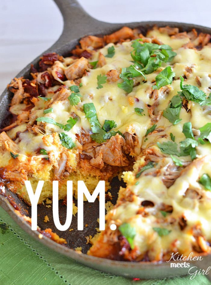 Easy as Tamale Pie | Kitchen Meets Girl