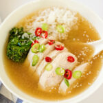Easy Asian Chicken Soup Recipe | Adore Foods